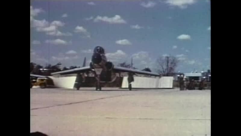 Полёт сквозь время Палубный многоцелевой штурмовик А 7А Corsair II