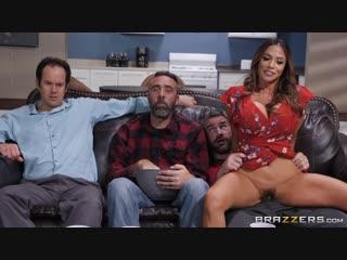 Ariella ferrera (take a seat on my dick 2)[2018, latina, milf, big tits, straight, face fuck, titfuck, creampie, wife, 1080p]
