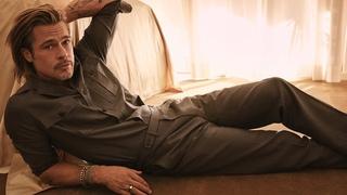 Brioni | Spring/Summer 2021 Advertising Campaign featuring Brad Pitt