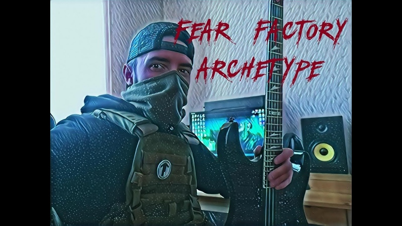 Fear Factory Archetype cover Music Partisan
