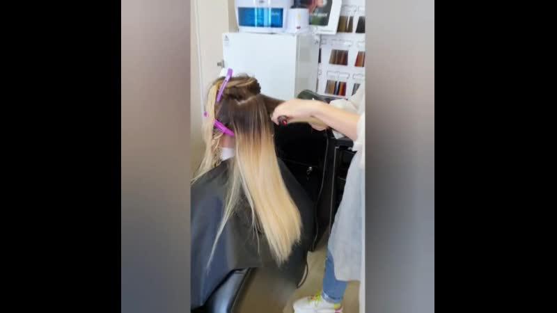 процедура генезис для волос