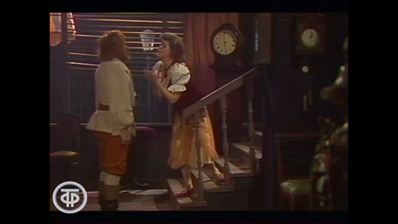 Испанский час 1988 Комическая опера Мориса Равеля на либретто Франк Ноэна