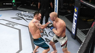 AFC 12 Welterweight @montana0770(Colby Covington) vs @id598512084(Georges St-Pierre)