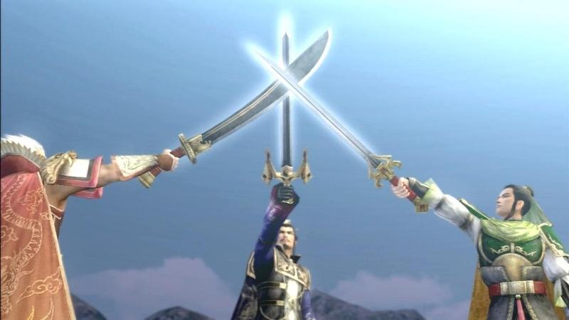 Dynasty Warriors Strikeforce All Cutscenes English