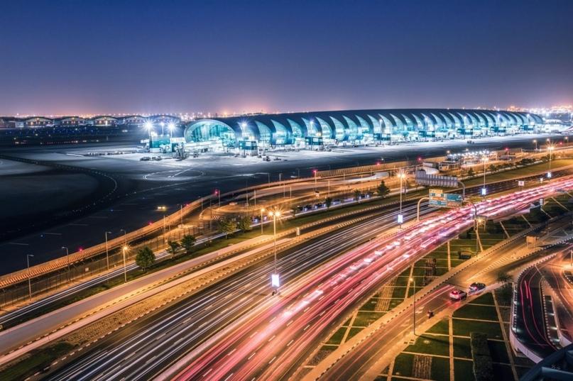 Невероятные аэропорты, в которые точно захочется вернуться, изображение №15
