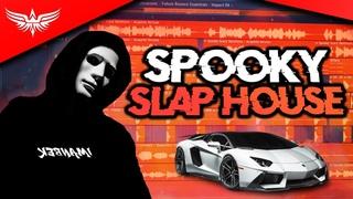 Spooky Scary Skeletons but it's Slap House - FL Studio 20