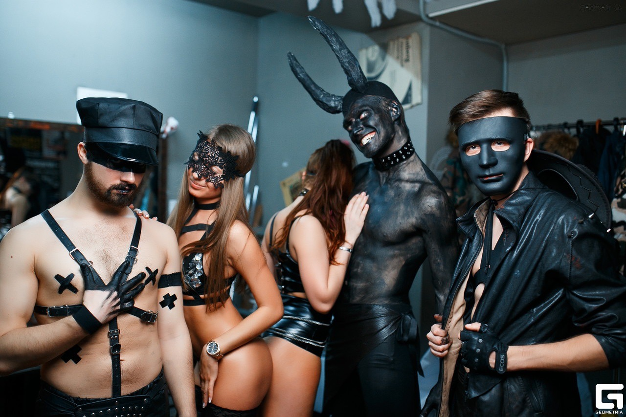 Inside the wild sex parties held