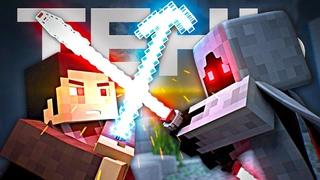ТЕНЬ - Майнкрафт Песня Клип НА РУССКОМ | Shadow Minecraft Parody Song of Trevor Daniel Falling