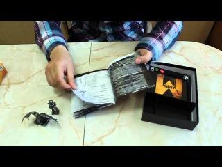 Метро 2033: Луч надежды - Анбоксинг коллекционного издания Rezan Studio