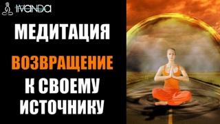 Медитация Исцеление Светом Источник | Воссоединение с Природой | Высокие Вибрации💎 Ливанда