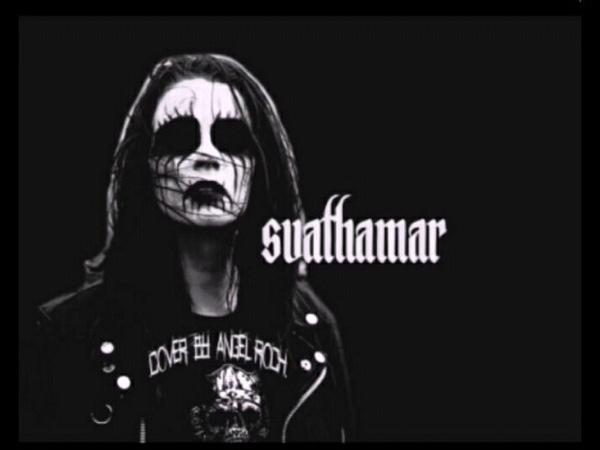 Málmhaus Svarthamar Cover By Angel Roch Lyrics