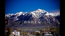 Aerial and Ground Views Of Ogden Utah O Town