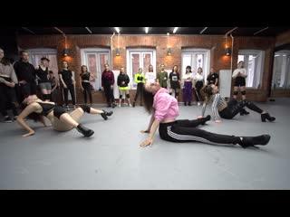 High Heels Choreo by Liza Sviridova