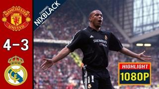 МЮ - Реал. Лига чемпионов-2002/03