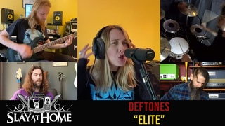 Employed To Serve + The Dillinger Escape Plan + The Number Twelve covers DEFTONES | Metal Injection