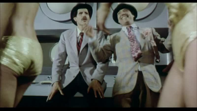 Franco Franchi e Ciccio Ingrassia Доктор Голдфут и девушки бомбы Le spie vengono dal semifreddo 1966