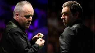 Ronnie O'Sullivan vs. John Higgins - Snooker Players Championship