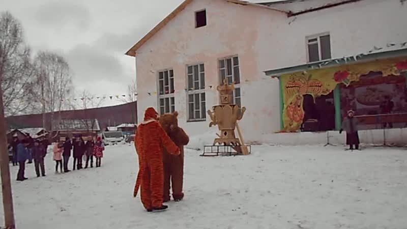 Малоустьикинский СДК. День пельменя. 10 марта 2019г.