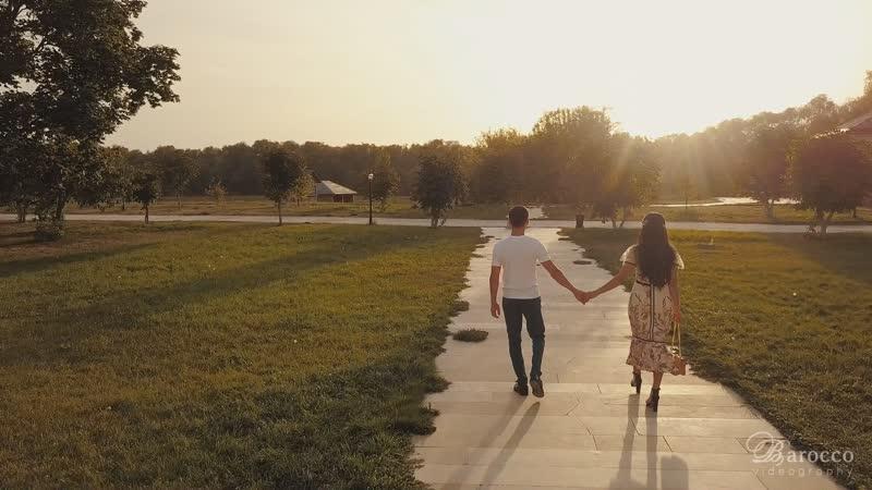 Love Story Амик и Алина Видеосъемка видеограф на свадьбу в Липецке