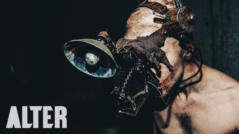"Horror Short Film Shutter"" ALTER"
