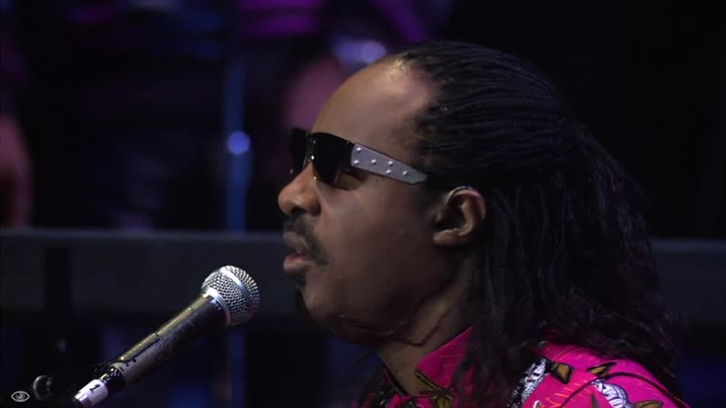 02 Blowin in the Wind Stevie Wonder Bob Dylan 30th Anniversary Concert Celebration 1992 2014