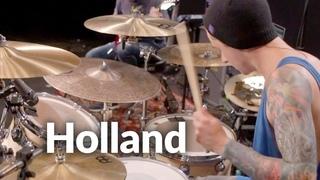 Luke Holland & Jason Richardson – Tendinitis
