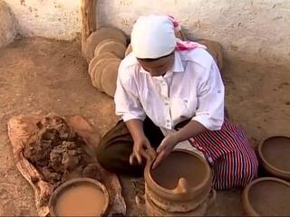 Maroc Poteries du Rif