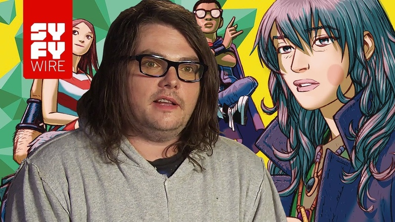 Gerard And Mikey Way Reveal The Future Of DC's Young Animal SYFY WIRE