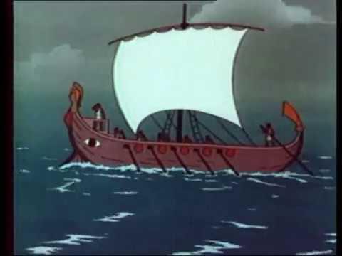 Аргонавты Союз Мультфильм Советские мультфильмы для детей