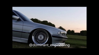 ULTIMATE BMW E38 740IL COMPILATION STATIC BBS ALPINA