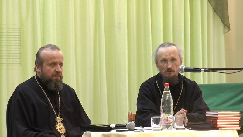Лидский район посетил Патриарший Экзарх всея Беларуси митрополит Вениамин