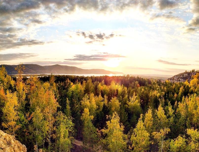 Красивые места Самарской области