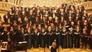 хор/chorus Alma Mater (СПб) - Молитва о болящих (La priere des malades), соло Тина Цминдашвили