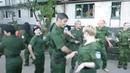 Герой ДНР, ополченец Гиви отмечает свой 35-й День рождение