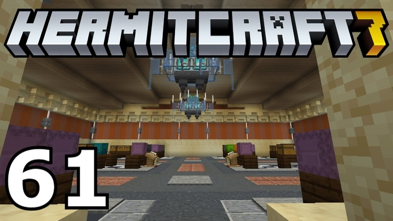 Hermitcraft 7 Auctioning All Items Episode 61