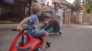 Бибикар, плазмакар детская машинка видео