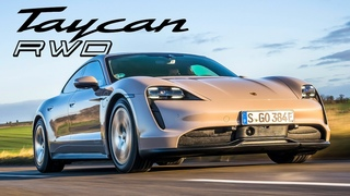 NEW Porsche Taycan RWD Review: Why This Is The One To Buy   Carfection 4K