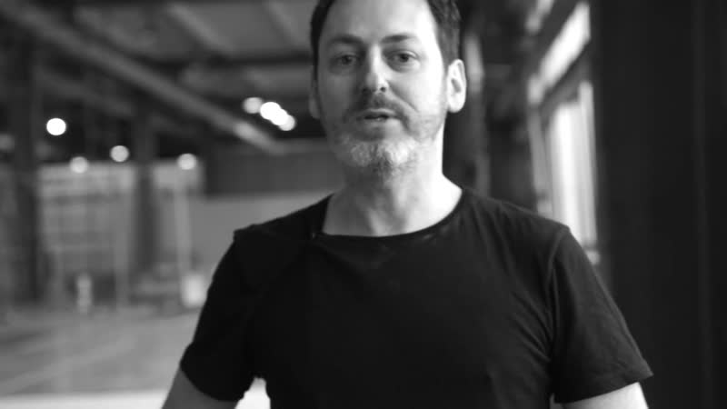 Роман Сакин о своей инсталляции Точка вращения Я