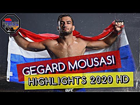 Gegard Mousasi Highlights Knockouts 2020 HD