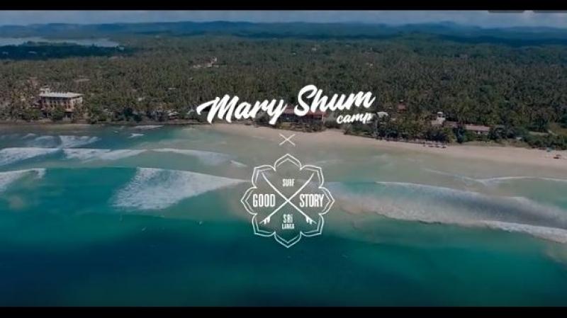 Mary Shum Camp 2018. Sri Lanka.