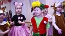 Новогодний утренник в детском саду № 395