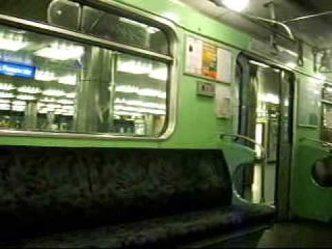 Budapest metro 04 07 2009