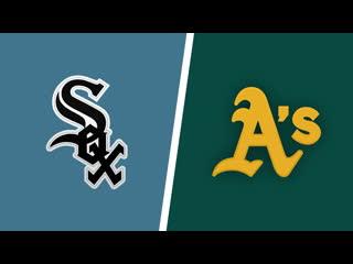 ALWC / G3 /  / CHI White Sox  OAK Athletics