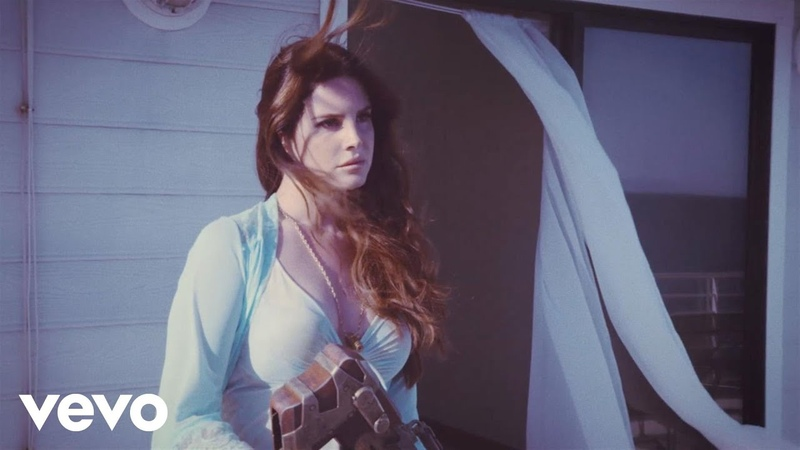 Lana Del Rey High By The Beach Official Music Video