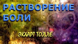 РАСТВОРЕНИЕ БОЛИ [Экхарт Толле, NikOsho]