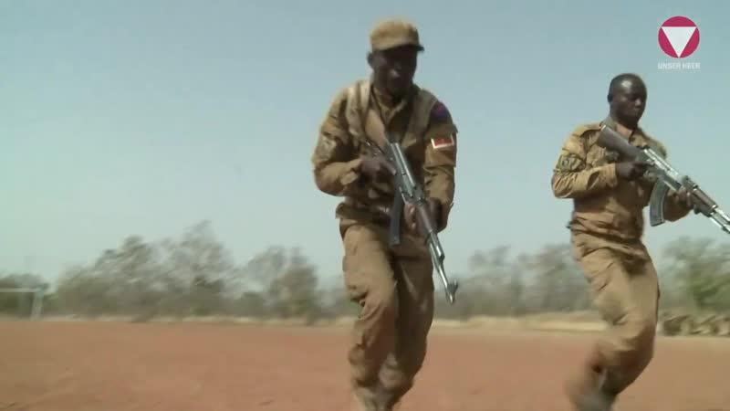 Übung Flintlock 2019_ Jagdkommando trainiert Soldaten in Afrika
