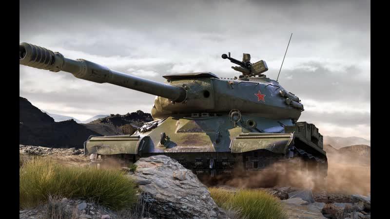 IS 4 10 1K DAMAGE World of Tanks 720p