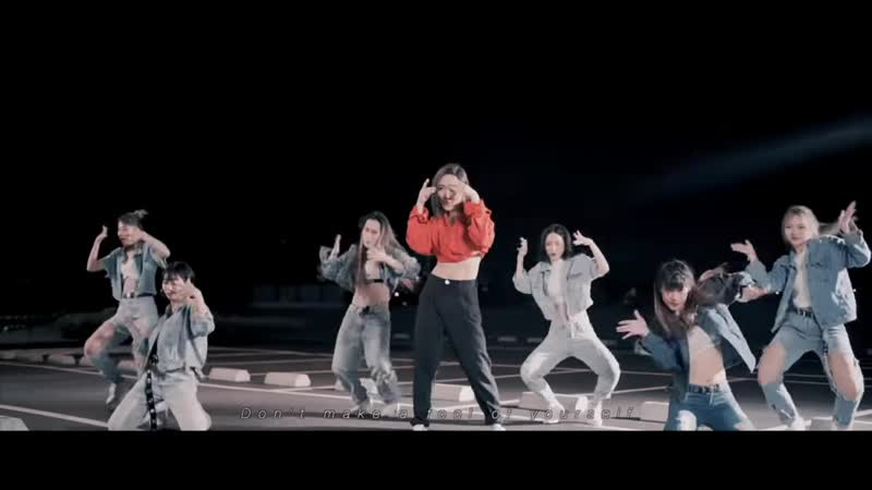 Janice Yan Please dont cry Official Dance Video 2020