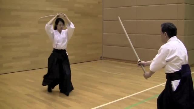 Luna1 剣術・古武道 古武術 の居想会:関戸光賀 Sword art