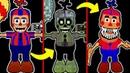 КАК МЕНЯЛСЯ БАЛУН БОЙ И ЕГО ЖИЗНЕННЫЙ ЦИКЛ В МАЙНКРАФТ ФНАФ ПЯТЬ НОЧЕЙ С ФРЕДДИ fnaf minecraft
